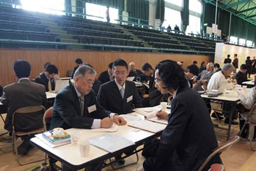 Meeting with Science Laboratories Japan